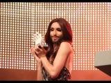Conchita Wurst Award 2014 - Gay Pride Zürich, 13.06.14