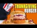 Thanksgiving Burger - Epic Meal Time