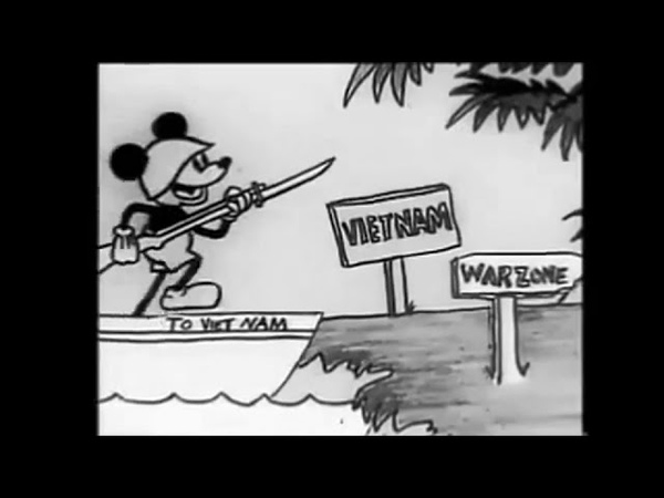 Mickey Mouse in Vietnam Original Soundtrack Restored