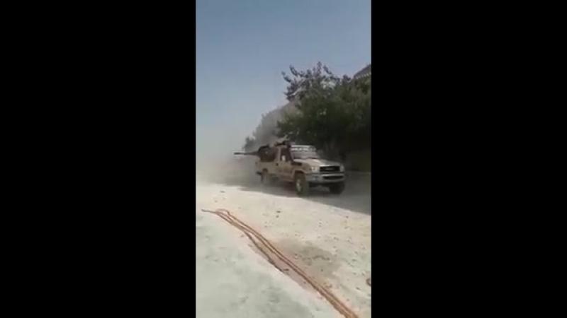 Борьба между Ахрар Аш Шаркия и другими группами ССА в Эль бабе