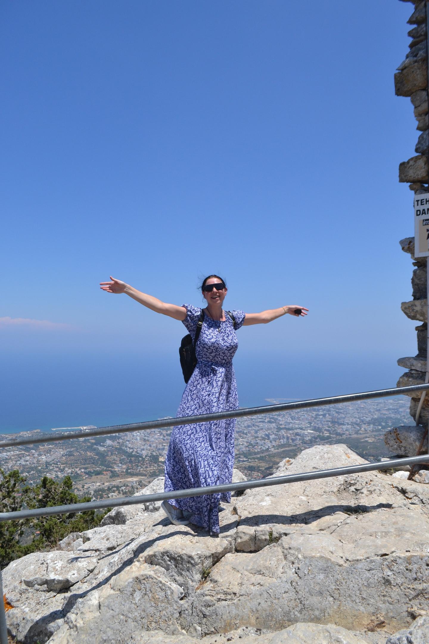 Северный Кипр. Замок Святого Иллариона. (фото). - Страница 3 58lK7JbsUWI