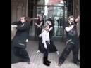 Yodeling boy aka lilWilliamSmith ft Goth dancers 😭😂