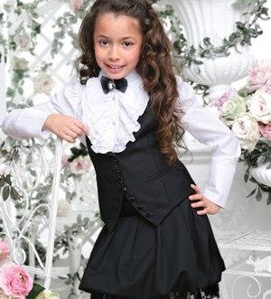 Блузка первоклашке