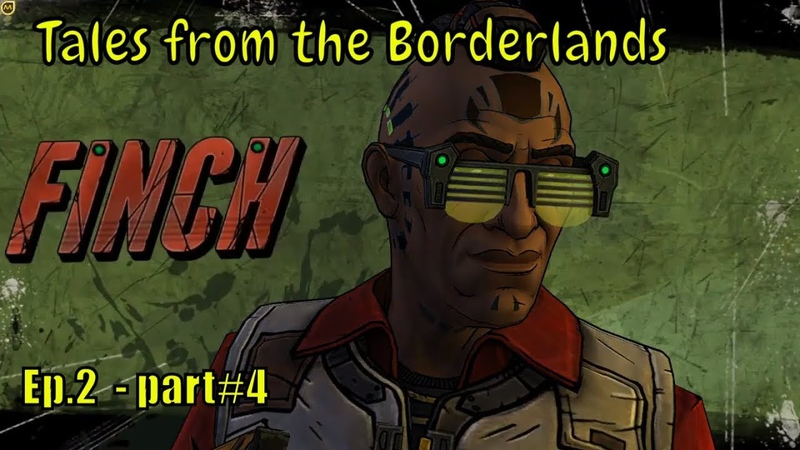 Tales from the Borderlands 👾🤖 Im still here, Sasha 👾🤖 Ep.2 - part4