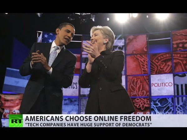 'Decision of person, not govt': Americans choose freedom of info over regulation – poll