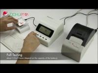 DBT-2012 Battery Analyzer