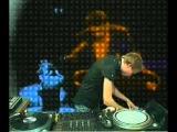 Quazar @ RTS.FM Studio - 12.03.2009 DJ Set (VJ Mix by ST25)