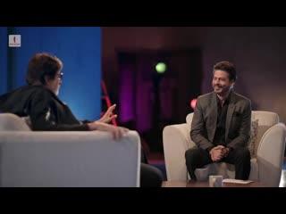 Unplugged ¦ Episode 2 ¦ Amitabh Bachchan ¦ Shah Rukh Khan ¦ Badla Promotions
