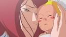 Рождение Наруто Смерть Минато и Кушины.