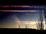 Химтрейлы,Краматорск.Операция«Лист клевера»«Cloverleaf».Донецкая обл.19.11.2013 19.30рm