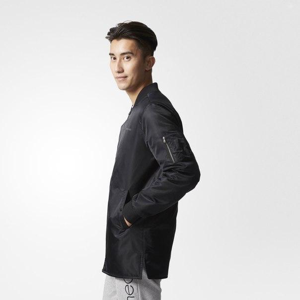 Куртка-бомбер Long
