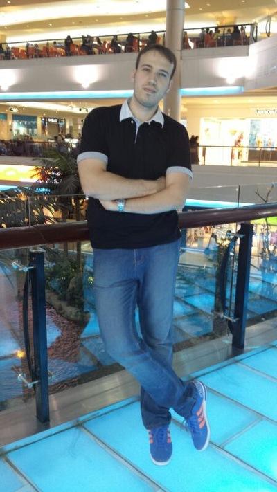 Mazen Abdalhak, 7 августа , Санкт-Петербург, id35816358