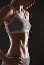 Руководство, как лучше прокачать мышцы пресса! Не забывайте о питании!