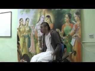 Деваки Нандана пр. про тибетский гриб матушки Гаурачандрики
