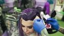 SneggaSweetHome Фиолетовые волосы