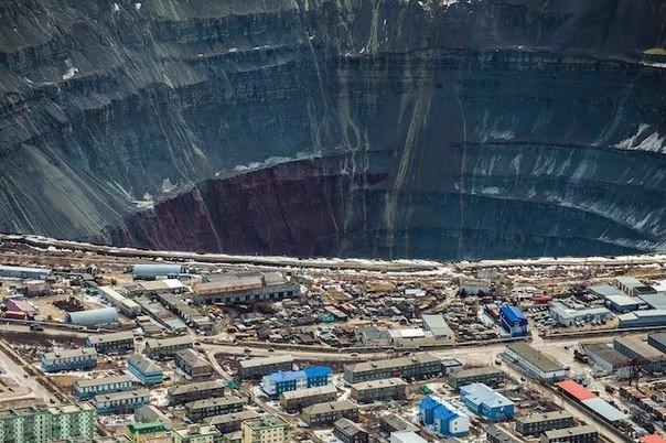 последствия добычи никеля Воронеж
