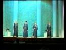 Фрагмент с юбилейного концерта А М Попова