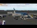 X Plane 11 UUEE SHEREMETYEVO до UBBB HEYDAR ALIYEV INTL на Boeing 757 200RR V2 2 5 VATSIM BMA163