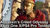 [4K] Assassins Creed Odyssey: Xbox One X/PS4 Pro Tech Analysis + Head-to-Head