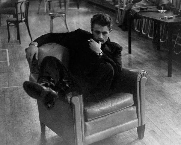 Джеймс Дин, 1954 год.
