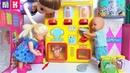КАК ДОСТАТЬ ДИАНУ КАТЯ И МАКС В МАГАЗИНЕ. КУКЛЫ СЕМЕЙКА мультики с куклами Барби длядетей