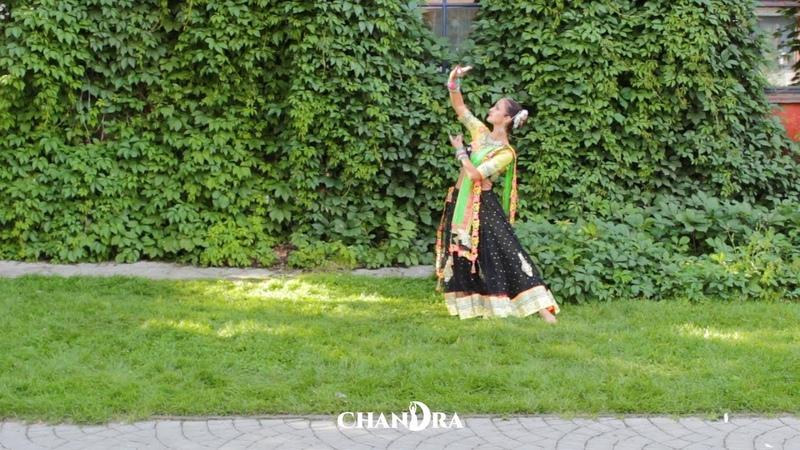 28.07.2018 | Chandra Open- Air | Домрина Ольга. Bollywood dance.