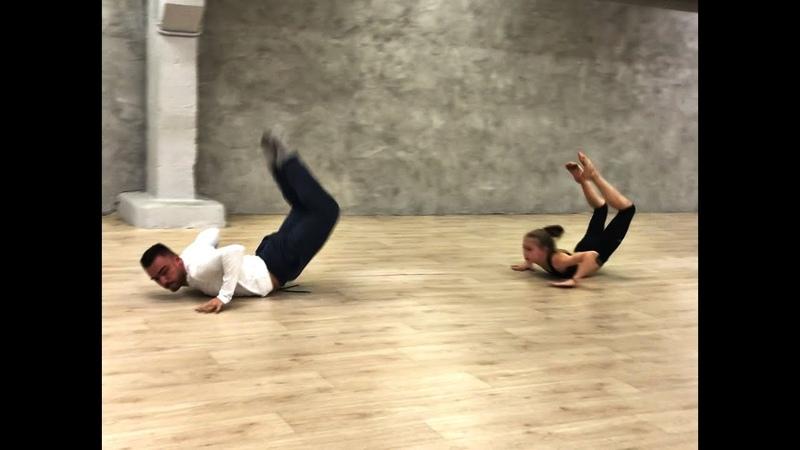 Floor Work Technique Contemporary Tricks