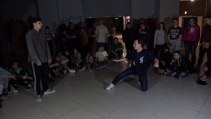 Hip Hop PRO Tea Jam Battle vol. 9.0 Nikita Encore vs Никита Уваров