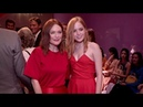 Julianne Moore Ellie Bamber and more front row for the Salvatore Ferragamo Fashion Show in Milan