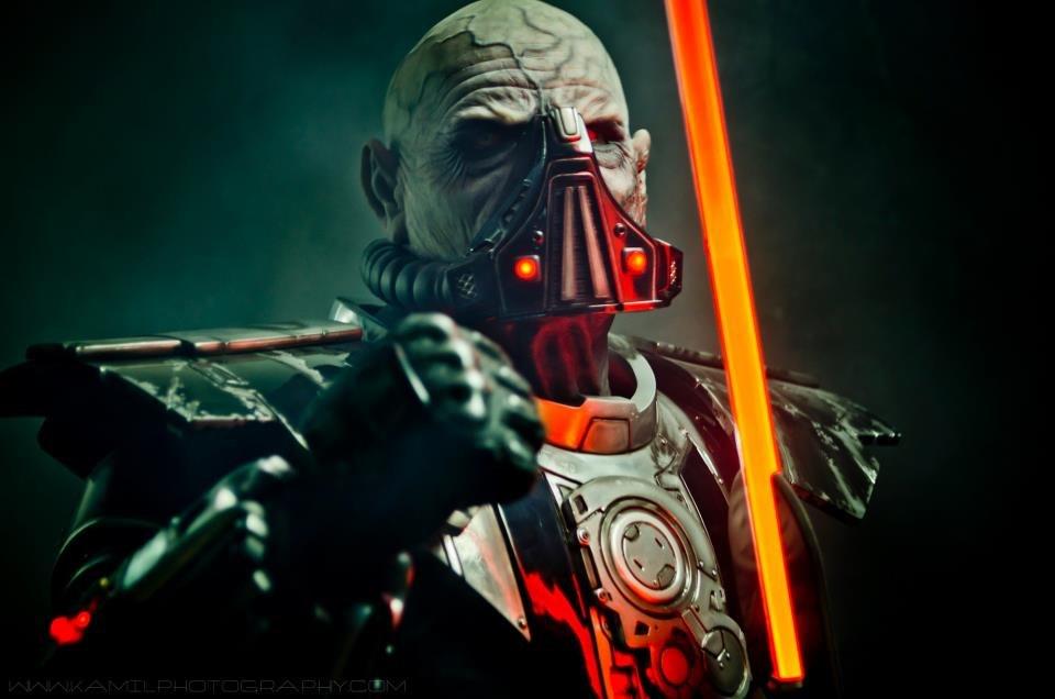 Новости Звездных Войн (Star Wars news): StarWars Косплееры во всю готовятся к CE II