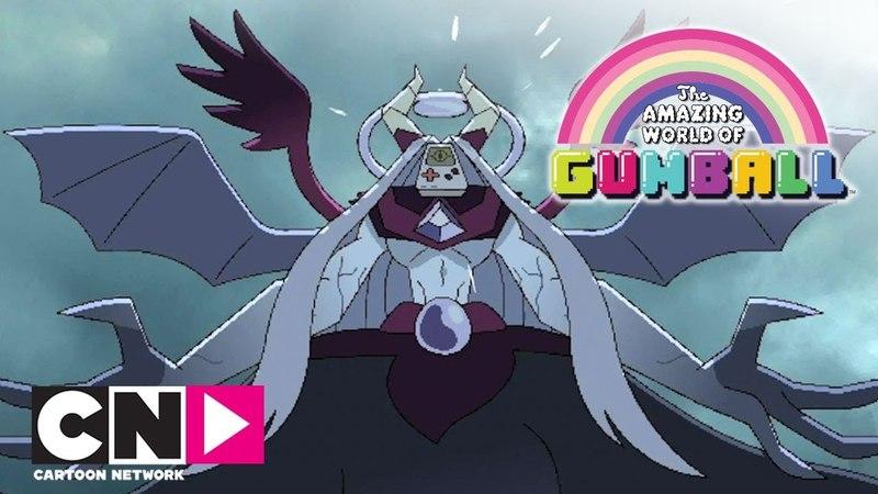 Удивительный мир Гамбола   Игра   Cartoon Network