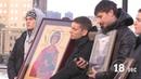 Проект 60sec №853 Акция движения Сорок Сороков у памятника Тарасу Шевченко в Москве