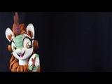 My little pony Kirin Autumn Blaze figure by Shuxer59