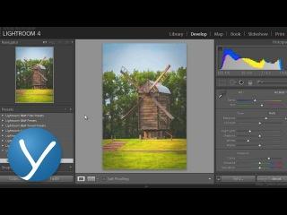 Видео уроки Adobe Photoshop Lightroom - Введение