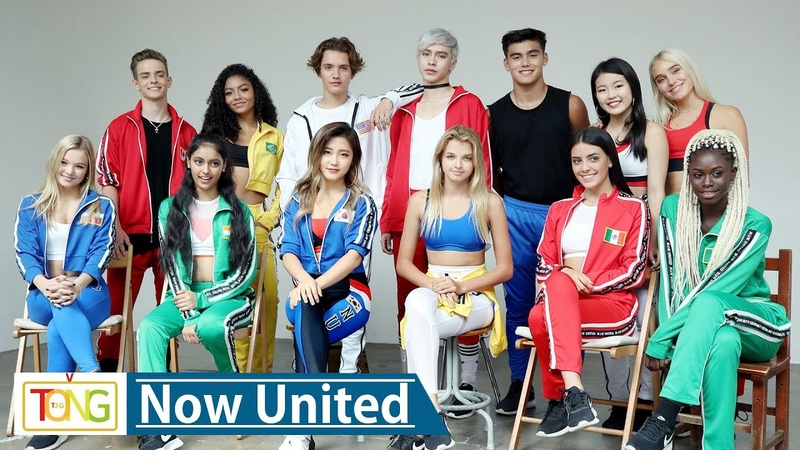 Now United Summer In The City Acappella ver. Stage (나우 유나이티드, 서머 인 더 시티)