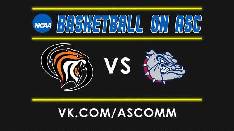 NCAAM | Pacific VS Gonzaga