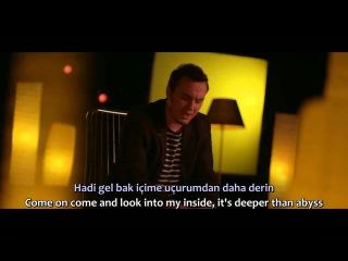 Mustafa Ceceli - Aman - ENGLISH Translation subtitles + Songtext. HD.