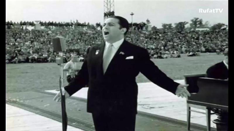 Rəşid Behbudov - Ayrılıq