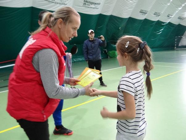 Фестиваль тенниса юных чемпионов