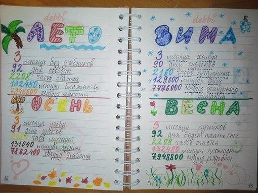 Как сделать мой личный дневник своими руками для мальчиков