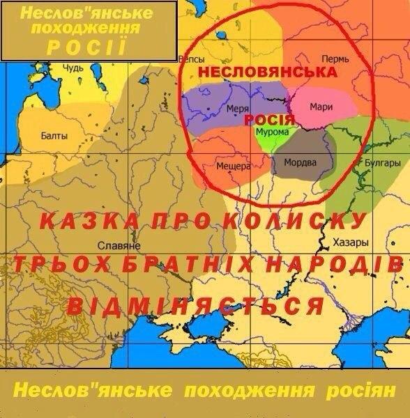 Як Московія вкрала історію Київської Русі - України (доповідь доктора історичних наук)