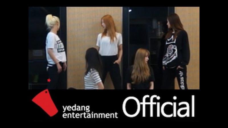 [EXID(이엑스아이디)] 아예 Ah Yeah 안무 연습 영상 Original Ver.