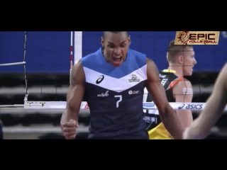 Liberman Agamez - Incredible Spike - 377 cm - Block - 355 cm