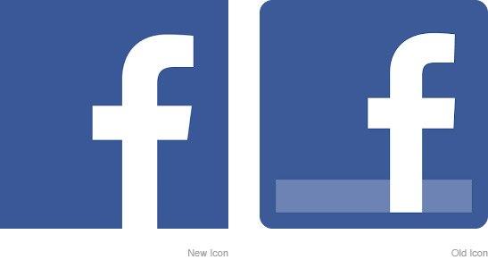 facebook иконка: