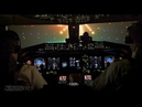 Boeing 777F - Low Visibility Night Landing in Leipzig