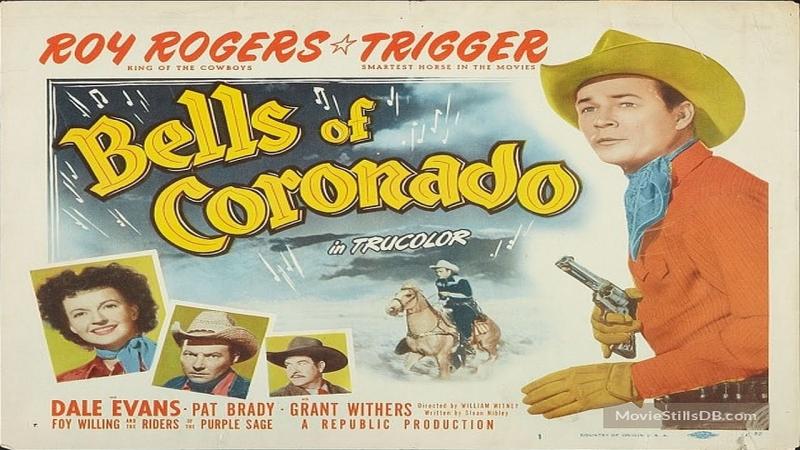 Bells of Coronado (Las Campanas de Coronado) (1950) (Español)