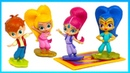 Learn colors with Shimmer and Shine english episode toys for kids PlayclayTV