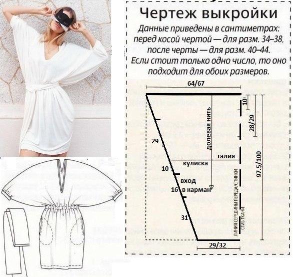 Крой Одежды Для Полных