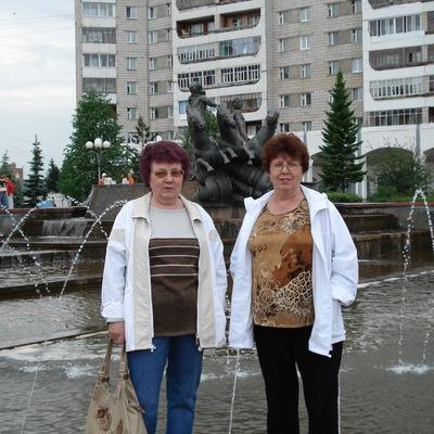 Галина Подворотникова, 26 января , Красноярск, id164041703