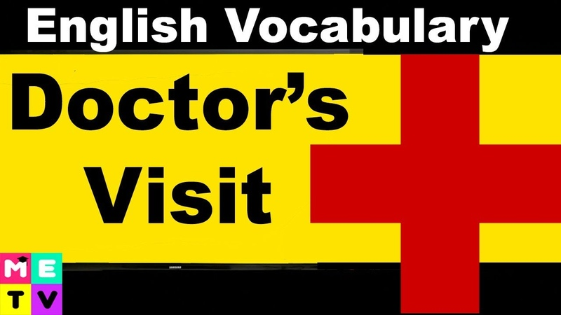 How to Talk to a Doctor in English 👷💉💊 |Visiting a Clinic or Hospital